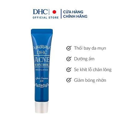 Tinh Chất giảm Mụn DHC Acne Control Spots Essence EX (15g)