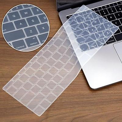 Miếng Lót Phủ Bàn Phím Màu Trong Suốt Cho Macbook (US)