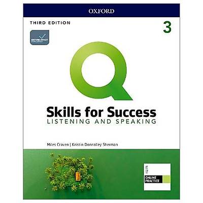 Q: Skills For Success: Level 3: Listening And Speaking Student Book With iQ Online Practice - 3rd Edition