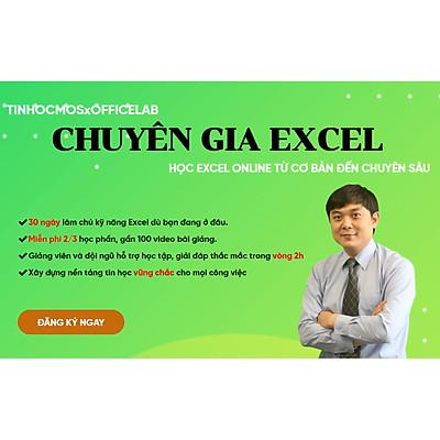 Khóa học Excel chuyên sâu - Excel AZ