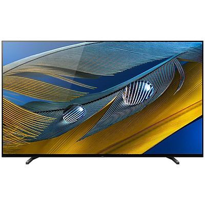 Android Tivi OLED Sony 4K 77 inch XR-77A80J Mới 2021