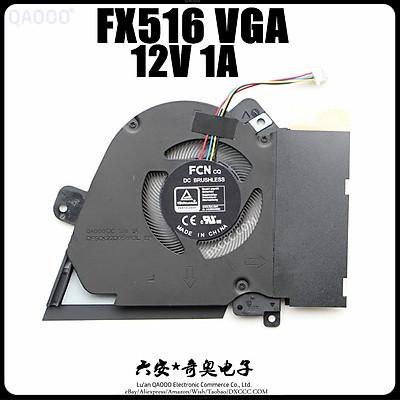 LAPTOP COOLING FAN FOR ASUS TUF FX516 CPU & GPU COOLING FAN 13NR0760P02011
