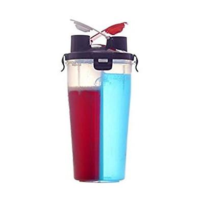 Bình Nước Bio-Synergy Dual Fuel Shaker - Dung Tích 750ML