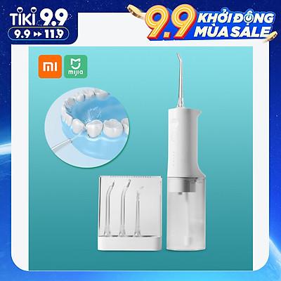 Máy tăm nước di động cầm tay làm sạch chống sâu răng Xiaomi Mijia Oral Irrigator Portable Water Dental