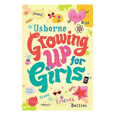 Sách tiếng Anh - Usborne Growing up for Girls