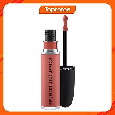 Son Kem Mac Powder Kiss Liquid Lipcolour 989 Mull It Over 5ml