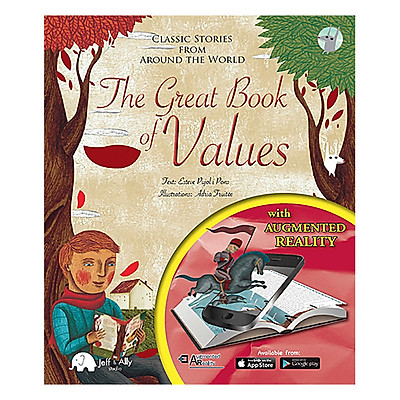 The Great Book of Values (Augmented reality) - Sách 3D