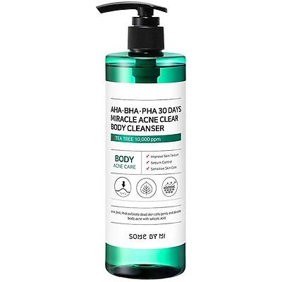 Sữa tắm Some By Mi  AHA -BHA -PHA 30 Days Miracle Acne Body Cleanser