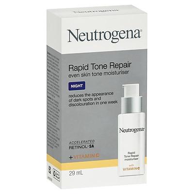 Neutrogena Rapid Tone Repair Moisturiser Night 29ml