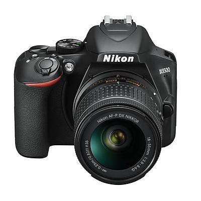 Nikon D3500 kit 18-55mm VR - Hàng Chính hãng - Tặng thẻ nhớ 16Gb, Túi máy, Tấm dán LCD