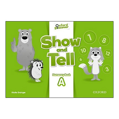 Show and Tell 2: Numeracy Book