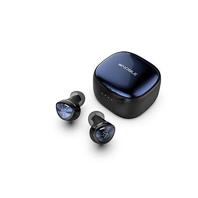 Tai nghe True Wireless cao cấp Noble Falcon Pro - Chip Qualcomm QCC3040, Bluetooth 5.2 giải mã apt-X Adaptive, 3 Driver cho 1 bên tai nghe, Pin 50 giờ, Xuyên âm, Mic CVC 8.0, Chống nước IPX5 - Hàng chính hãng