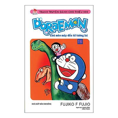 Doraemon - Chú Mèo Máy Đến Từ Tương Lai Tập 16 (Tái Bản 2019)