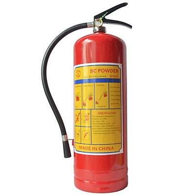 Bình Chữa Cháy Dạng Bột  BC MFZ8-8KG