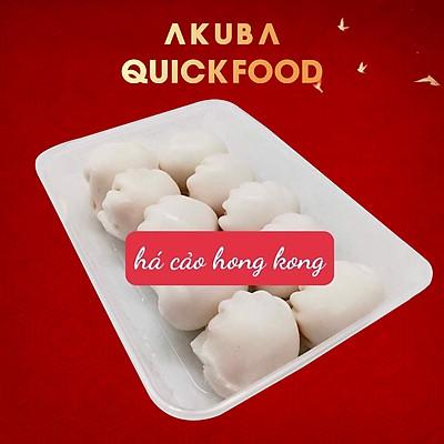 Há cảo HongKong AKUBA Quick Food hương vị thơm ngon, dễ chế biến