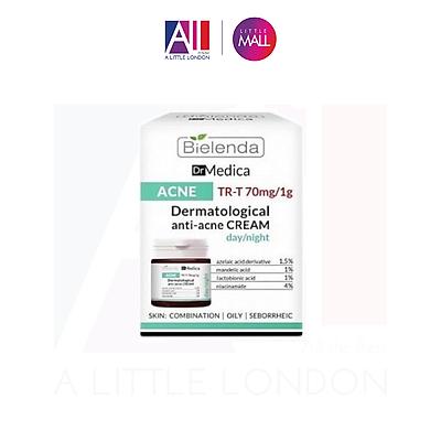 Tinh chất Bielenda Dr Medica Dermatological Anti Acne Face Serum Day Night 30ml