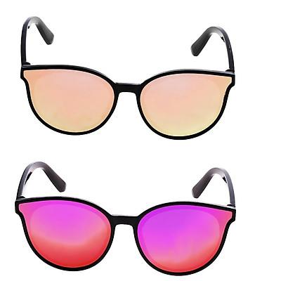 2Pcs Kids Baby Classic Party Shades Sunglasses UV400 Eyewear For Boys Girls