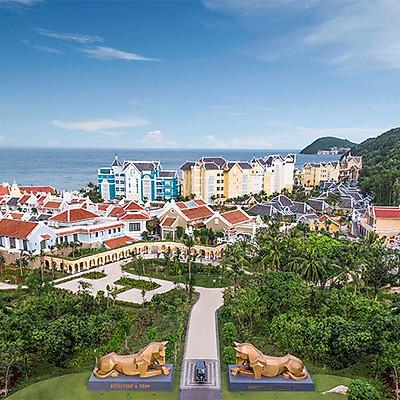 [Combo Hà Nội - Phú Quốc 3N2Đ] Khách Sạn JW Marriott Phu Quoc Emerald Bay Resort & Spa + Vé Máy Bay, Buffet Sáng