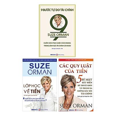 Combo 3 Cuốn Sách Suze Orman