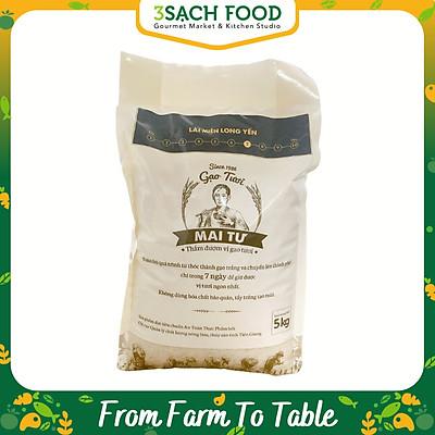 [Chỉ Giao HCM] - Gạo Lài Miên Long Yến - gói 5kg
