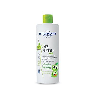 Dầu gội không xà phòng cho trẻ em hương táo Stanhome Kids Shampoo 200ml