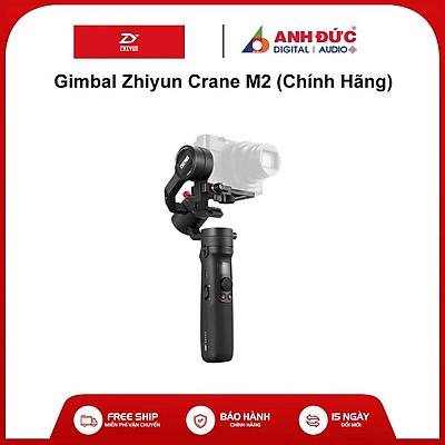 Gimbal Zhiyun Crane M2 (Chính Hãng)