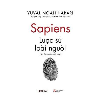 Sapiens: Lược Sử Loài Người (Tái Bản Có Chỉnh Sửa) (Tặng Kèm Bookmark Tiki)