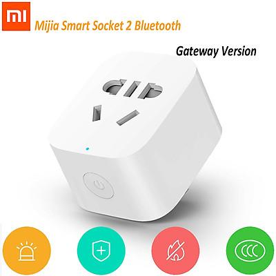 Xiaomi Plug Smart Home Ổ cắm Wifi thông minh Hoạt động với Ứng dụng Mi Home Không cần Hub Điều khiển từ xa