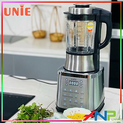 Máy làm sữa hạt đa năng Unie V8S, công suất 1800W, dung tích 1.75L, thông báo bằng giọng nói - Hàng chính hãng