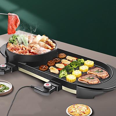 Bếp lẩu nướng điện