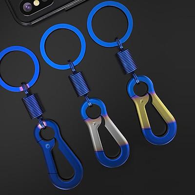 Motorcycle Car Key Chain Key Ring Decoration Luxury Metal Keychain