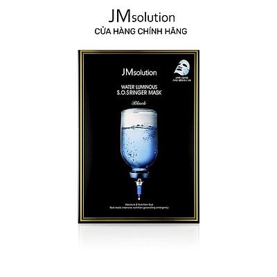 Mặt Nạ Cấp Ẩm Và Dưỡng Sáng Cho Da JMsolution Water Luminous S.O.S Ringer Mask 35ml