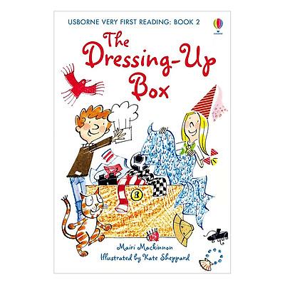 Sách thiếu nhi tiếng Anh - Usborne Very First Reading: The Dressing-Up Box