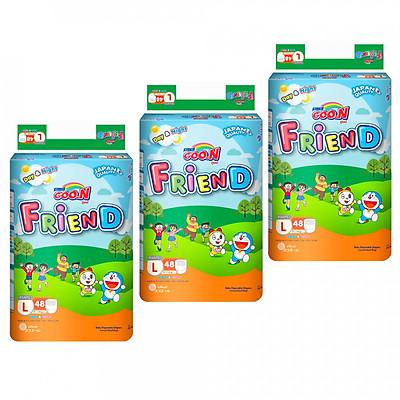 Combo 3 Gói Tã/Bỉm quần Goon Friend