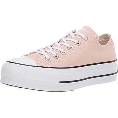 Converse Women's Shoes All Star Chuck Taylor Peach Sneaker SS 2019
