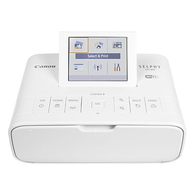 Máy In Ảnh Canon SELPHY CP1300 Wifi - Hàng Chính Hãng