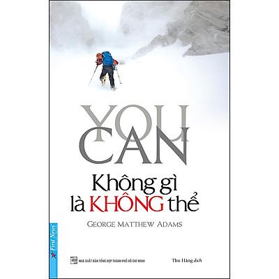 You Can - Không Gì Là Không Thể (Tái Bản)
