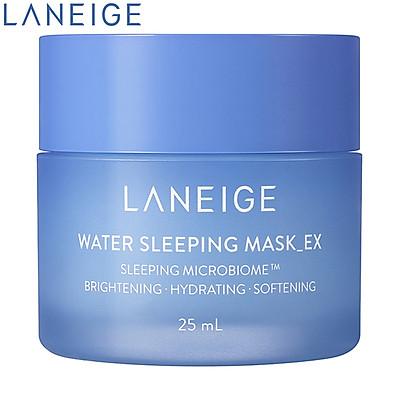 Mặt Nạ Ngủ Dưỡng Ẩm Và Tăng Khả Năng Tự Vệ Của Da Phiên Bản Cải Tiến LANEIGE Water Sleeping Mask EX