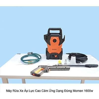 Máy rửa xe đa năng áp lực cao Momen 1600w