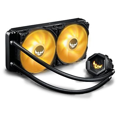 Tản nhiệt nước CPU ASUS TUF Gaming LC 240 RGB - Hàng Chính Hãng