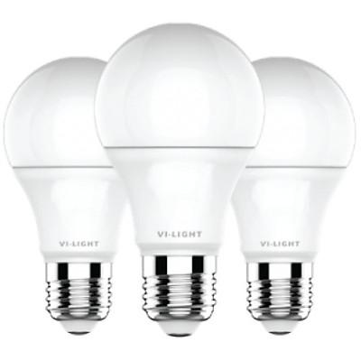 Combo 3 Bóng đèn LED Bulb 9W Vi-light