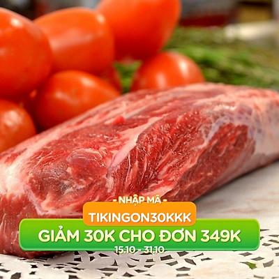 [Chỉ giao HCM] Bắp Bò Úc DTP - 1KG