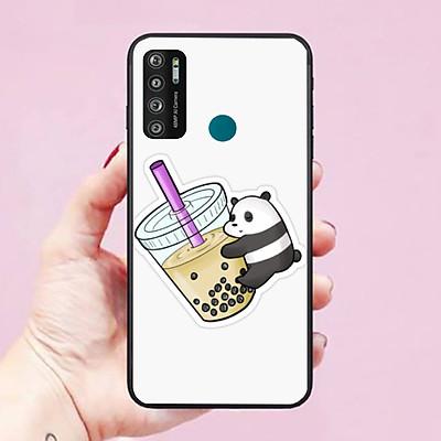 Ốp lưng điện thoại dành cho VSMART Live 4 Hình Ly Trà Sữa - Hàng chính hãng