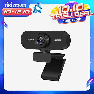 Camera 30 khung hình/giây Micrô giảm tiếng ồn Webcam HD 1080P 2MP