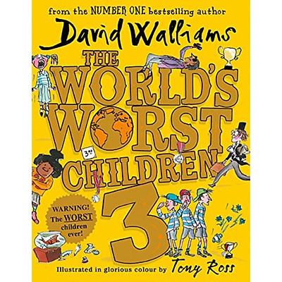 Sách tiếng Anh - The World's Worst Children 3