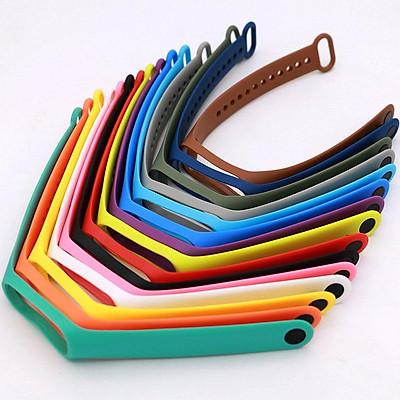 Applicable To Millet Bracelet 3 Strap Silicone Material TPU Millet Bracelet