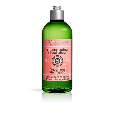 Dầu gội phục hồi cho tóc khô và hư tổn L'Occitane 300ml