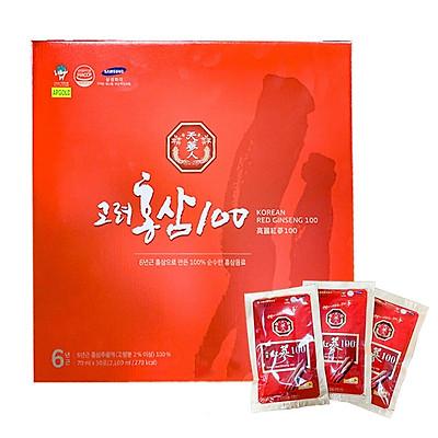 Tinh Chất Hồng Sâm BIO Hàn Quốc Nguyên Chất 100% Korean Red Ginseng
