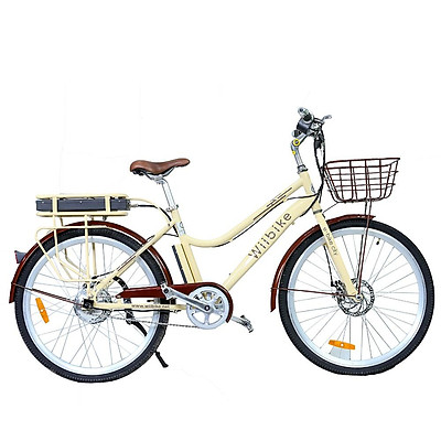 Xe đạp trợ lực điện cao cấp