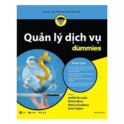 Quản lý dịch vụ for Dummies - ( tặng kèm bookmark PD )